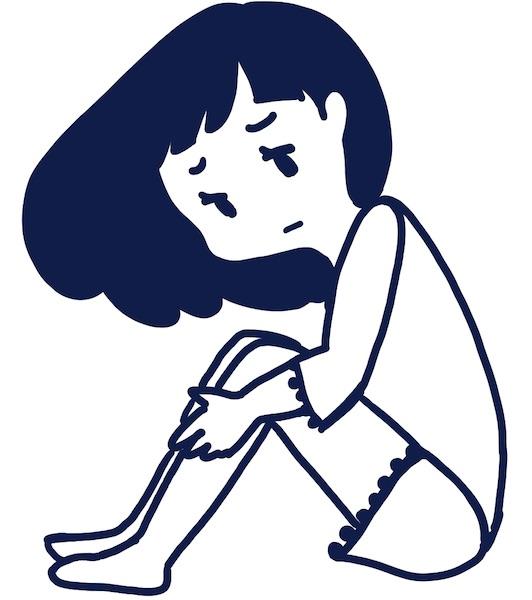 人に悩みを相談したいけど怖くてなかなかできない時   心鈴泉-心理学 ...